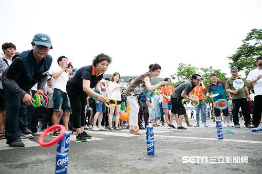 韓國大邱炸雞啤酒節。(圖/大邱廣域市駐台觀光推廣辦事處提供)
