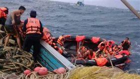 泰國,普吉島,船難,失蹤,陸客 圖/翻攝推特