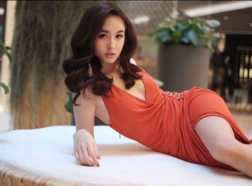 泰國變性女星寶兒Poyd(Poyd Treechada Petcharat)/翻攝自IG