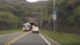 車子,超車,提醒,開車,喇叭,臨檢(圖/YouTube gogohavenkimo