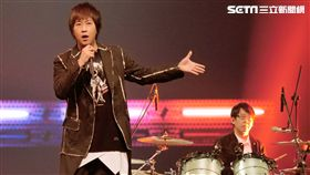 五月天,鼓鼓登《M COUNTDOWN》(圖/CJ E&M提供)