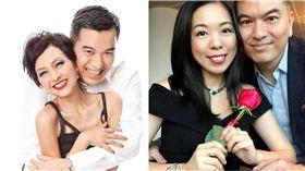 香港女星司馬燕因因胃癌辭世,老公吳忠義迎娶新歡Beth。(翻攝IG)