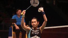戴資穎。(圖/Badminton Photo提供)