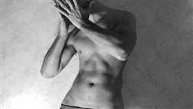 男人、男性、男生、男下體、GG、下體示意圖/pixabay