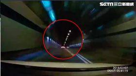 台北,自強隧道,藍寶堅尼,工程車,車禍