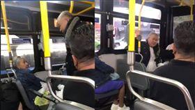 種族歧視又一樁!亞裔男公車上罵拉丁裔婦:滾回自己的國家