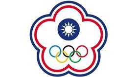 中華台北奧運會徽(圖/翻攝自臉書)