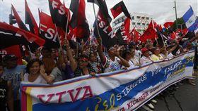尼加拉瓜暴亂已釀220死(圖/美聯社/達志影像)