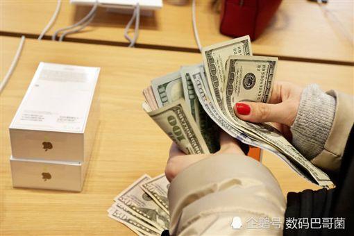 經濟,iPhone,iPad,有錢人,手機圖/翻攝騰訊科技