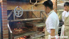 「WILDWOOD」原木燒烤餐廳,信義區美食,林明健。(圖/記者簡佑庭攝)