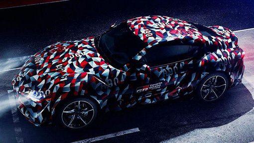 Toyota Supra。(圖/翻攝Toyota Supra網站)