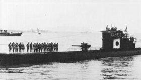 U型潛艦 呂500 圖/翻攝自維基百科