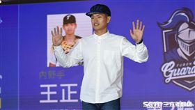 中華職棒2018年度選手選拔會王正棠。 (資料照/記者林敬旻攝)
