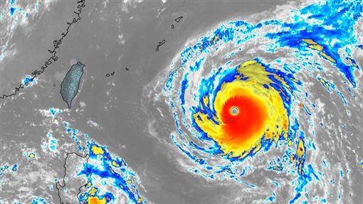 瑪莉亞,颱風,氣象局,吳聖宇,風雨