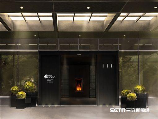 新竹英迪格酒店, Hotel Indigo。(圖/子樂投資提供)