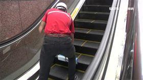 台鐵清扶梯,鐵路局,斯巴克環保工程公司,專利,台鐵,清潔