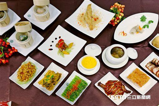 添好運松山車站店,桌菜,下午茶。(圖/添好運提供)