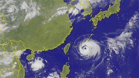強颱瑪莉亞(MARIA)中央氣象局