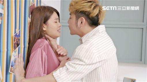 賴琳恩、陳昊森、李沛旭。(圖/KKTV提供)