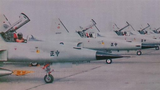 F5 戰機 翻攝自國防新聞網