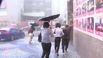 狂風暴雨!北北基8縣市嚴防雨彈炸