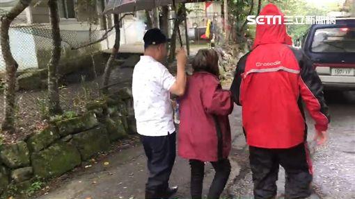苗栗南庄撤村/翻攝畫面