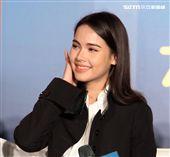 泰國電影「把哥哥退貨可以嗎」女主角國民女神YaYa。(記者邱榮吉/攝影)