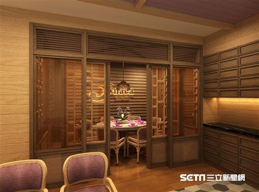 NARA Thai Cuisine新竹店。(圖/金田餐飲提供)