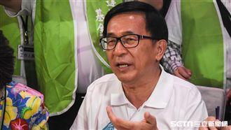 柯P這番話 扁斷言:他一定要選總統