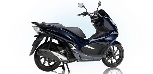 Honda PCX Hybird。(圖/翻攝Honda網站)