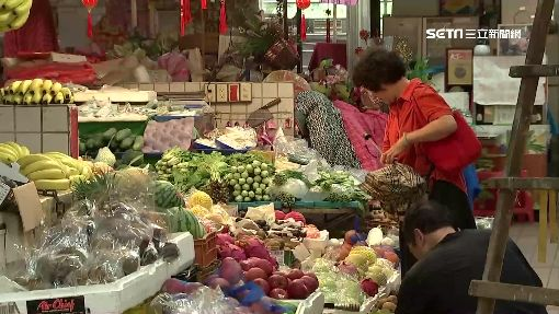 菜價仍漲! 茄子一斤60元漲3成3最多