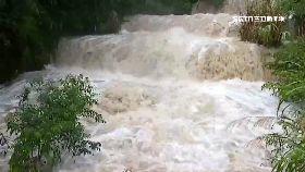 南清公路淹1200