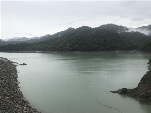 中颱瑪莉亞過後 石門水庫進帳9千萬噸(圖/水利署)