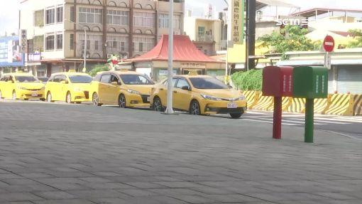 惡霸白牌車!潮州車站排班小黃不敢載客