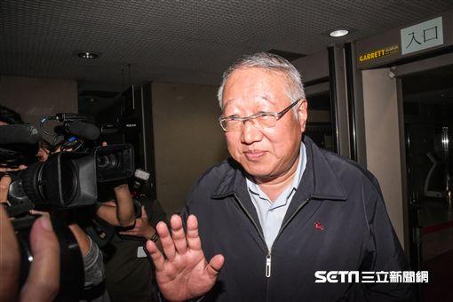 北檢針對三中案傳喚中影八德公司董事長郭台強出庭。 圖/記者林敬旻攝