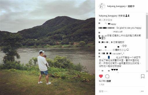 Running Man,姜Gary,育兒,閃婚/Gary IG