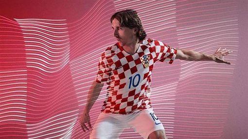 Luka Modric(圖/取自Modric個人IG)
