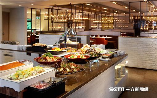 LA FARFALLA義式餐廳,小小美食家養成計劃(圖/寒舍艾麗酒店提供)