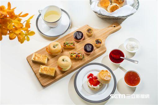 週末午茶芭菲趣(圖/台北文華東方提供)