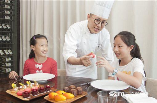 君悅小廚神(圖/君悅酒店提供)
