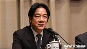 行政院長賴清德召開行政院會議宣布重大人事案。 (圖/記者林敬旻攝)