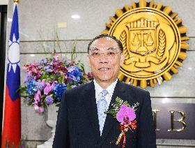 蔡清祥接任法務部長