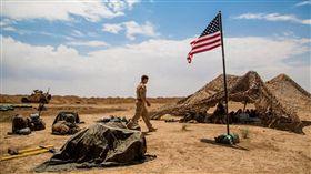 中國大陸,美軍,趙潘書,綠卡,解約(臉書U.S. Army)-美軍-
