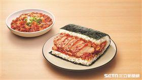 7-ELEVEN,開丼,燒肉丼。(圖/超商提供)
