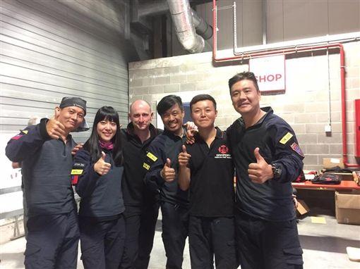 亞洲第一台灣之光 搜救大賽勇奪佳績
