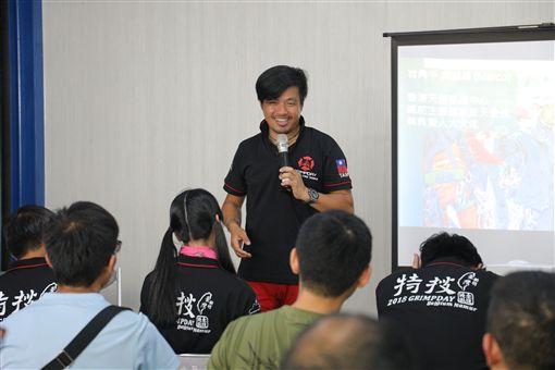 亞洲第一台灣之光 搜救大賽勇奪佳