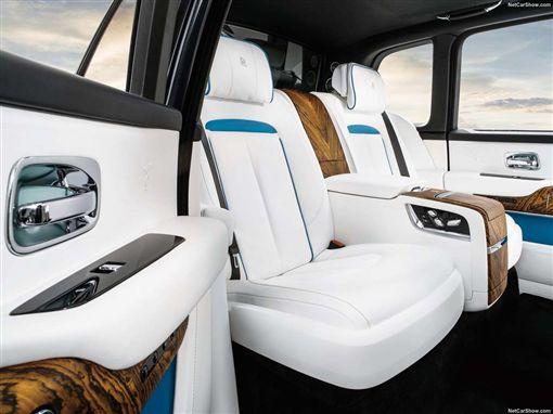 開部鑽石滿街跑Rolls-Royce Cullinan(圖/車訊網)
