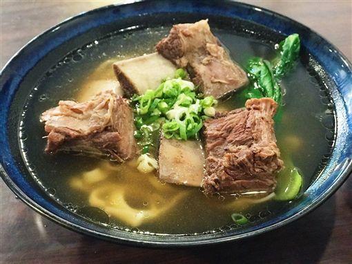 牛肉麵,牛小排,三立帶你吃好料,中和人必吃美食,老兵牛肉麵(記者郭奕均攝影)