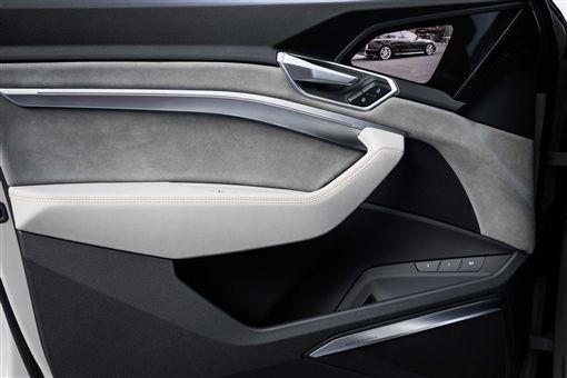 Audi e-tron prototype。(圖/Audi提供)