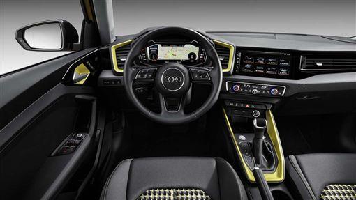 (業配/車訊網)跟上科技化腳步Audi A1